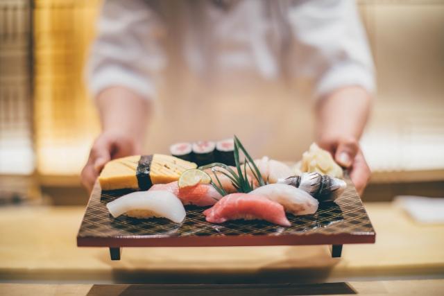 格好良い大人になろう!お寿司の食べ方にはマナーがある!