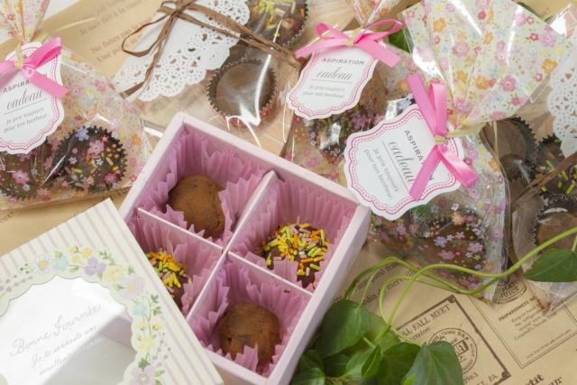 チョコレートの作り方をマスターしてバレンタインに贈ろう!