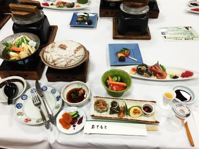 正しいテーブルマナーを身につけて美しく和食をいただこう!