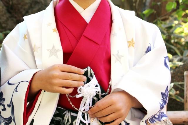家でもできる!男児の七五三の衣装である袴の着せ方をご紹介