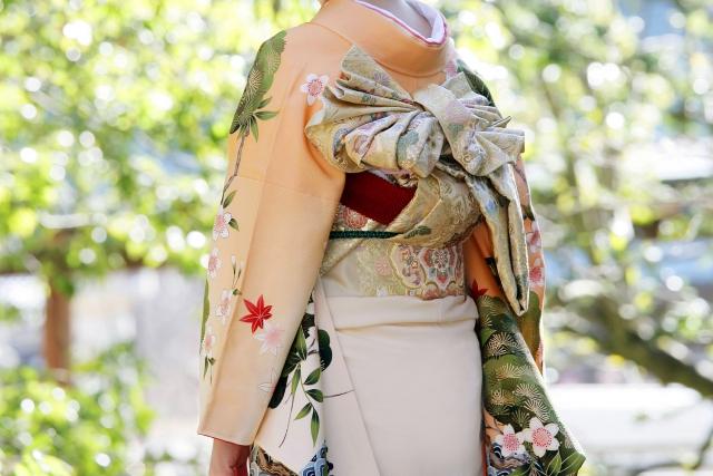 浴衣から礼装まで!各種着物の着付けと帯の結び方をご紹介
