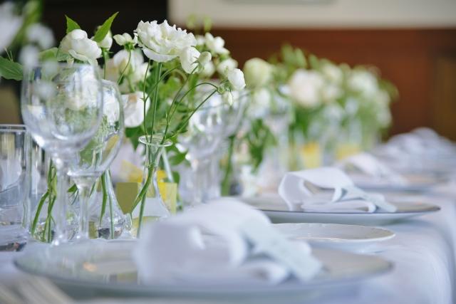 結婚式で知っておきたいマナー!場面ごとに異なる挨拶とは?