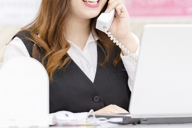 電話応対のビジネスマナー!受け方で会社の印象を左右する