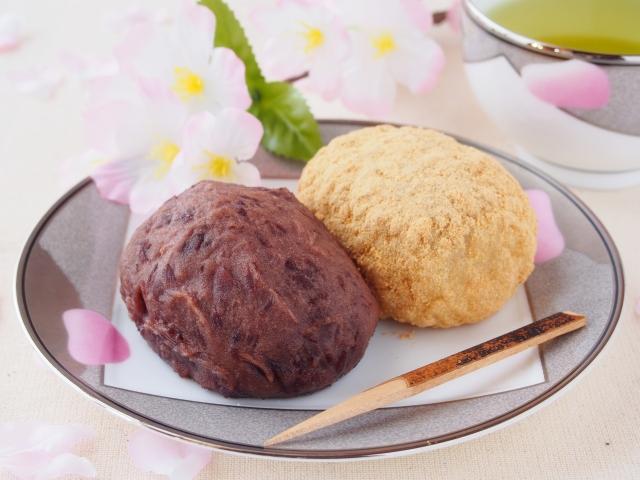 春と秋のお彼岸にお供えする和菓子はどんなものがいい?