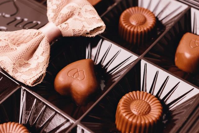 バレンタインチョコは高級路線!名立たる高級チョコブランド