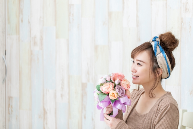 感謝を伝える誕生日プレゼントを嫁・奥さんに!【30代編】